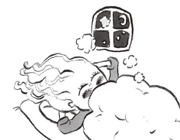 しんどい冷えを感じるのは就寝中が多い。