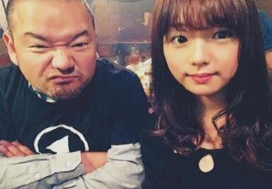 大根仁さんと篠崎愛ちゃんのデートが実現!