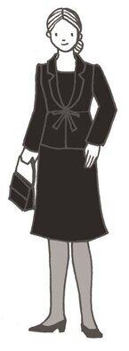 お葬式だけどジェルネイル、どうすれば? 対処法は黒の手袋! 基本の葬式マナー
