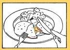 """""""エッグベネディクト""""をきれいに食べたい! お作法を教わりました"""