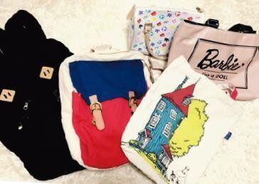 オシャレに興味津々!特にバッグがスキ。かわいいのを見つけるとつい買っちゃう。最近はリュック派です。