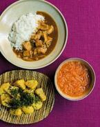 アレがアクセント! 中華のプロの「夏野菜カレー」レシピ