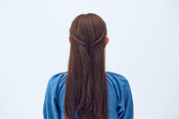 【ヘアアレンジ基本テク】誰でも簡単! 絶対くずれないヘアピンのとめ方