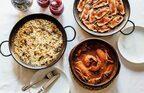 スペインには米料理専門店が! 銀座の絶品「パエリア」を堪能