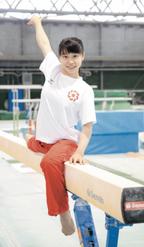 体操・杉原愛子選手 新技できたら名前は「○○○ターン」にしたい!?