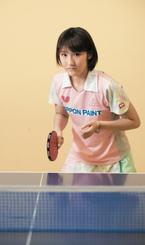 「今度、Kis-My-Ft2さんのライブに」卓球・加藤美優選手の素顔