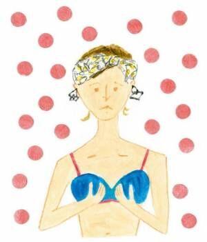 生理後に乳首が痛い…「病気のサイン」の場合も!