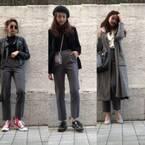 オトナ女子はみな持ってる! 定番グレーパンツ冬の着こなし3コーデ|デイリーアイテム着回し3Days #52