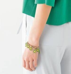 ワンピもリボンも! 2018年のトレンド色はグリーンで決まり
