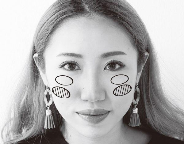 だんご鼻に見えない! 6つの顔悩みを解決するメイク法