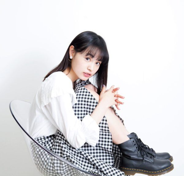 いじめグループのボス役で女優デビュー! 大谷凜香、憧れはあの女優