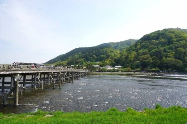 春夏は京都へ…意外と知られていないパワースポット! 『嵐山』穴場案内