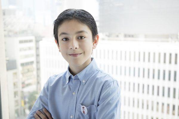映画『犬ヶ島』で話題の美少年、コーユー・ランキンくんに直撃インタビュー