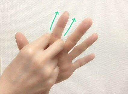 男心くすぐる華奢な手指に…5分で完了のセルフハンドマッサージ