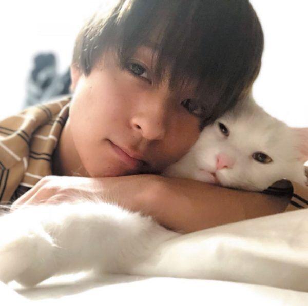 DaiCE・和田颯、愛猫とのラブラブエピソードとは?