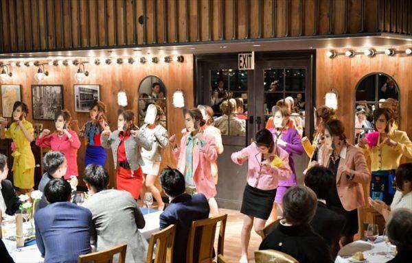 2位バブリーダンス、1位はやはり…結婚披露宴、人気余興ランキング!