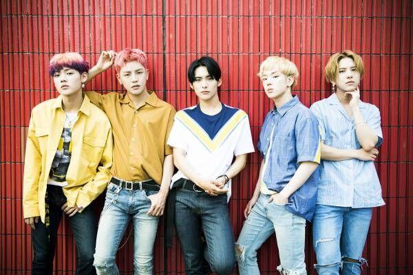8月に来日公演決定! 話題の5人組グループ、A.C.Eが初登場【K-POPの沼探検】#70