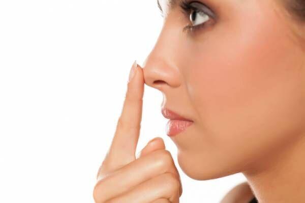 鼻が低い、大きい、丸い…簡単に目立たなくなる「鼻カバーメイク法」 #41