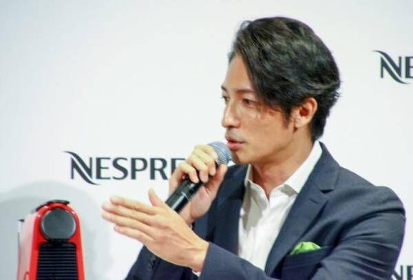 玉木宏「もうお忍びじゃなくてもいい…」新婚旅行について言及