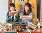 乃木坂46・斉藤優里&北野日奈子が「あーん♪」で焼肉をパクッ!