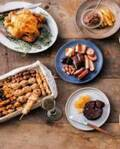 """""""世界一""""のソーセージ、丸ごとチキン…みんな大好き肉料理5選"""