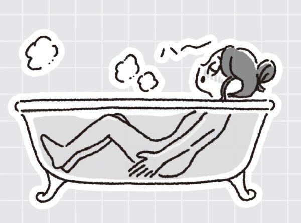 「あ~」と声を出すだけ!? 湯船でできる快眠メソッドって?