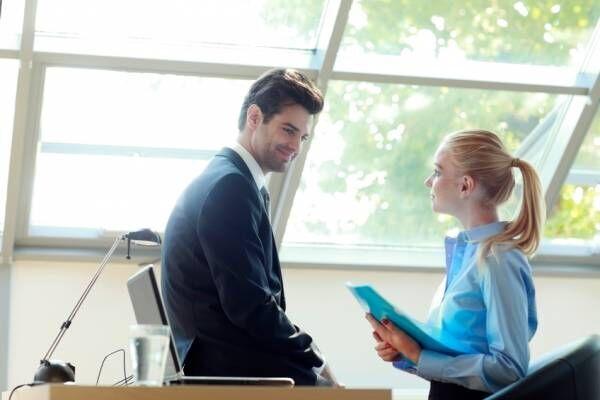 職場恋愛の成功テク♡社内男性への「正しいアプローチ法」3選