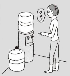 """製氷機の氷は常に満タンに! 災害時マストな""""水""""の確保法"""