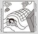 大地震! もしも就寝中に起こったら? 自分を守る行動2つ