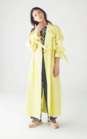 春を先取り! 羽織るだけでサマになる「スプリングコート」4選