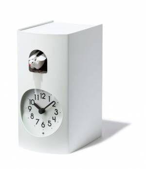 """""""アニマル""""から""""ハイテク""""まで! いますぐ飾りたい時計5選"""