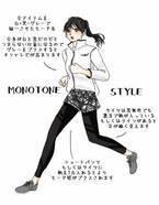 冬太り解消!「大人女子のランニングウェア」ヤル気upモテコーデ3選 #148