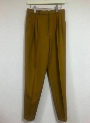 春は美脚の鉄板「テーパードパンツ」…今すぐ着たい大人細見えコーデ3選 デイリーアイテム着回し3Days #109