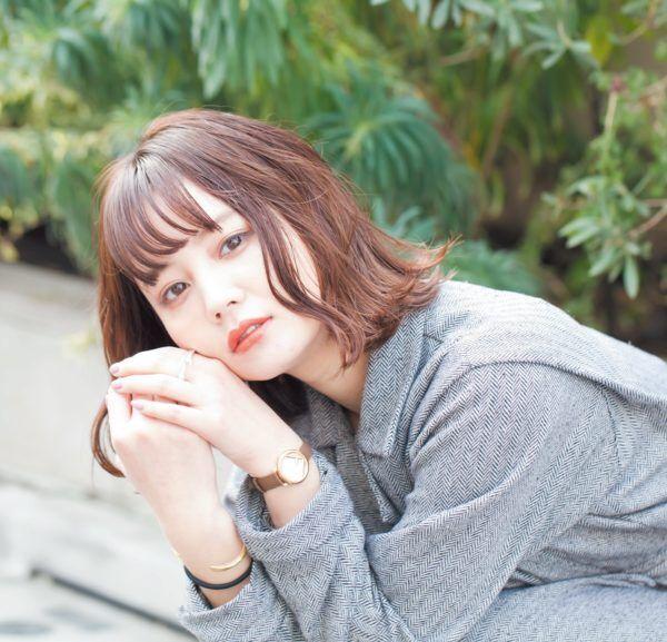 アイデザイナー&モデルの二足のわらじ NANAMIの素顔