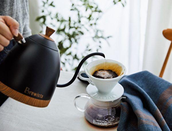 名店レベルの味を自宅でも! 機能もデザインも◎なコーヒー家電4選