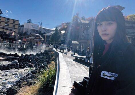 女優・松田るかのご褒美は「ラーメン」! 実はオタク気質で…