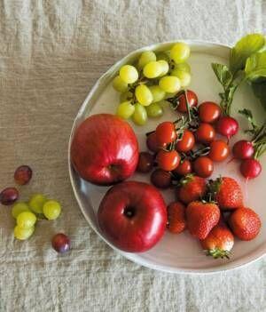 """朝は""""赤""""の野菜、果物を食べる! """"朝風水""""で幸せを呼び込む方法"""