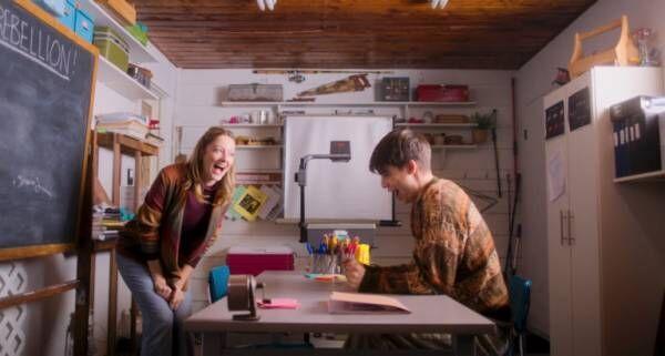 学校に行かずに自宅で教育って? 風変わりな親子関係を描いた注目作