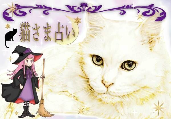 まる猫タイプは束縛魔…!? 誕生日で恋愛傾向がわかる「猫さま占い」