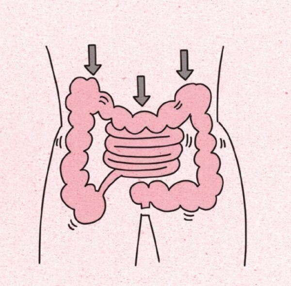 あなたの腸をチェック! 「おなかの左側が痛い」は便がたまっているサイン?