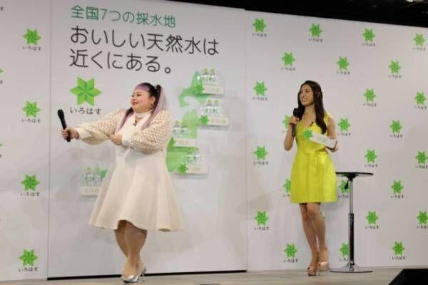 渡辺直美「頭から離れない…」土屋太鳳と生共演で体験したコト