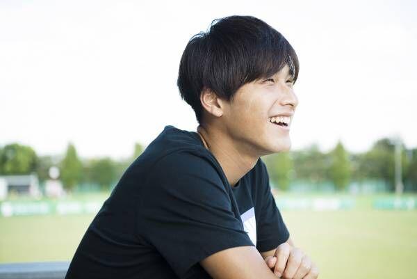 浦和・橋岡大樹20歳、大胆告白「彼女がほしいので募集します!」