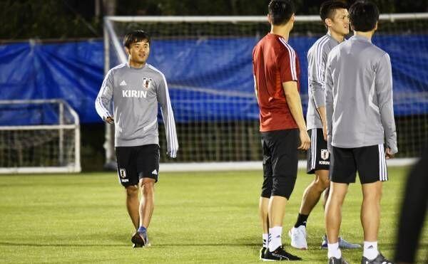 中島翔哉、ananに決意表明「ラグビー日本代表のように一丸となって勝つ」
