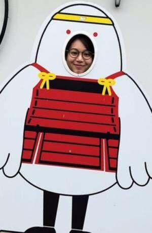 「あな番」金澤美穂 演技が上手すぎて中国人に間違えられる!?