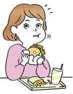 噛み癖がある人は注意! 骨の健康を妨げる行動とは?
