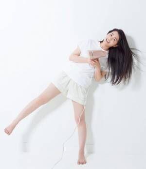 乃木坂46・大園桃子も感動! 水分発生量18倍のドライヤーって?