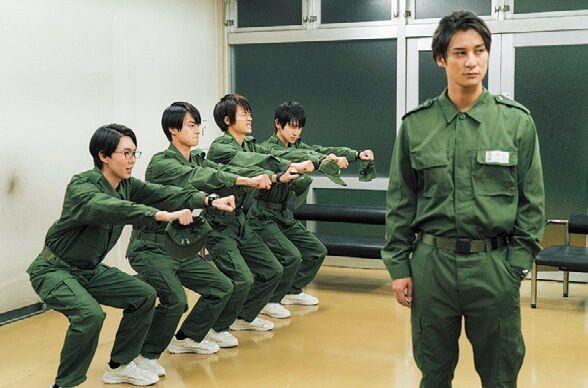 本郷奏多が防衛大の学生に? 「廊下は走れというルールにびっくり」