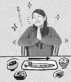 「脂がのってて美味しい~!」と言いたい横澤夏子 そのワケは?