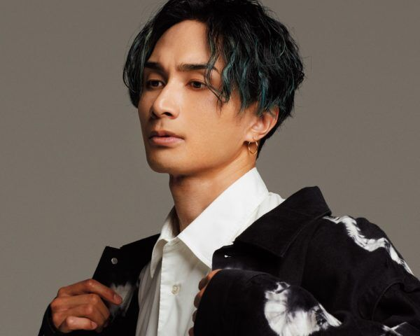 EXILE THE SECOND・KENCHI「これからはズル剥けでいきたい(笑)」