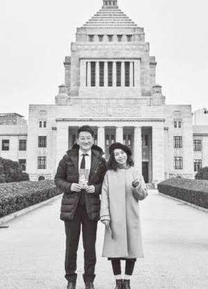 堀潤と五月女ケイ子が国会議事堂に潜入!